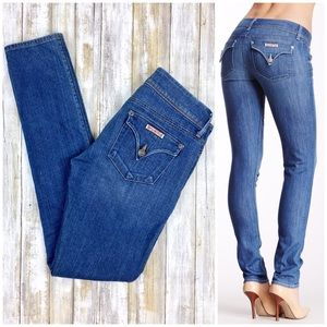 Hudson | Collin Flap Skinny Jeans in High